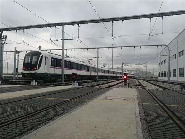 上海地铁五号线南延伸线开通试运营 应用阿尔斯通技术